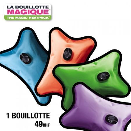 1 Bouillotte Magique Electrique